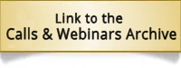 link to the calls and webinars archive