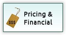 pricing and financial center